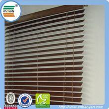 outdoor faux wood blinds