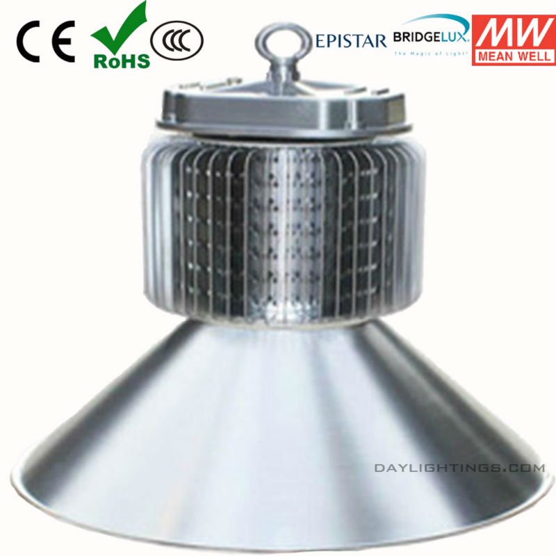 Super bright energy efficient warehouse lighting high bay led 200W