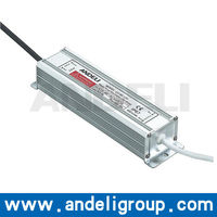 Single output LED power supply switching mode