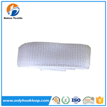 Fire Retardant 100% Nylon elastic Magic Tape With Hook And Loop Strap