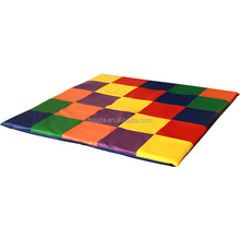 Hot selling Children's colorful patchwork mat baby play mat kids play mat