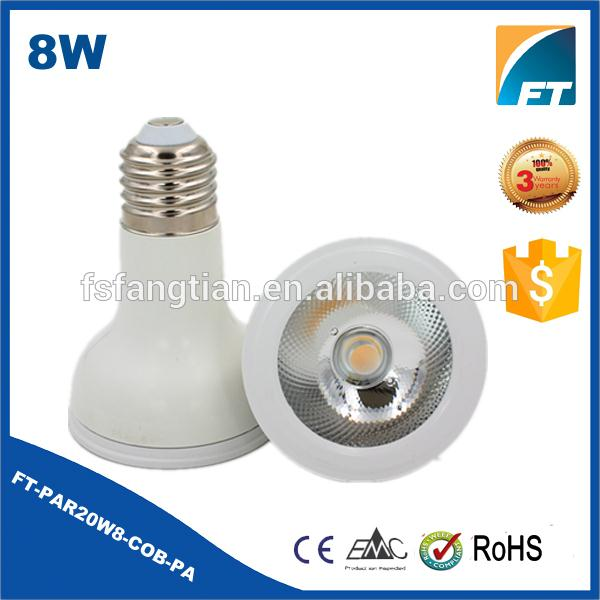 latest new model 240v 5w led par bulbs