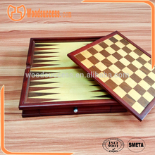 wooden chess board game wholesale