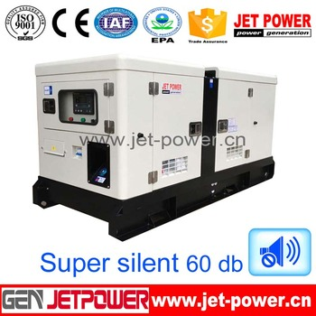 85kva-625kva Origine Volvo diesel engine Electric generator Soundproof type CE approved