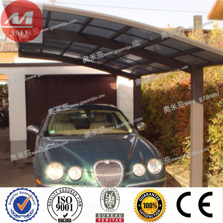 Aluminum frame Carport/Cannopy/Car shed Design