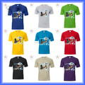 cheap printing t shirt men's tshirt with custom design china t shirt