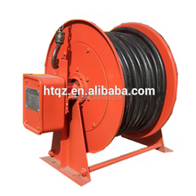 large power supply electric cable reel used on lifting magnet