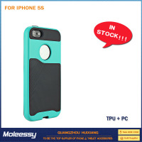 Waterproof for iphone 5s hard pc case