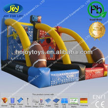 Magical inflatable adult games Inflatable sports center inflatable water sport games