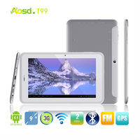 2013 Newest!!! 9 inch android tablet usb host bluetooth gps wifi 802.11b/g/n 8g rom T99