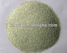 Sintered colored sand/natural/artificial sand