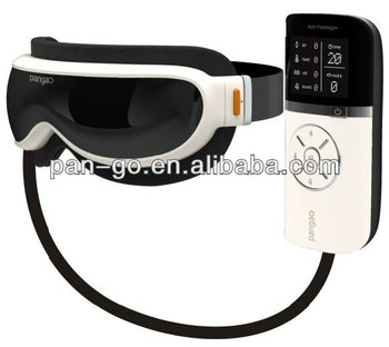 For eyes healthy Magnetic therapy eye massager(LCD display)