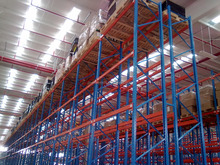 Steel metal kingmore pallet racking