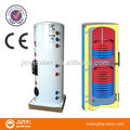 400L Double coil stainless steel solar water heater tank