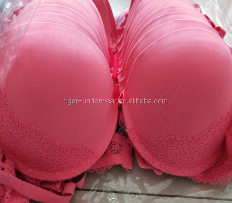 Nice mixed ladies underwear sexy bra and panty new design