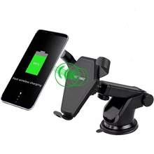 10W fast Automatic Induction Wireless <strong>Car</strong> <strong>Charger</strong> Phone Holder Qi Wireless <strong>Charger</strong>