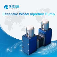 RS232/RS485/CAN automatic injection syringe pump continuous working mode