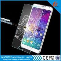 High quality tempered glass screen guard for Samsung Galaxy J7