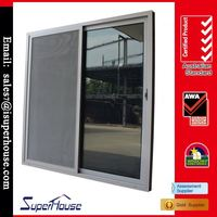 China factory Superhouse with Australia standard AS2047 louver sliding door