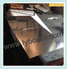 High density 99.95% pure tungsten metal sheets with polished surface with factory price