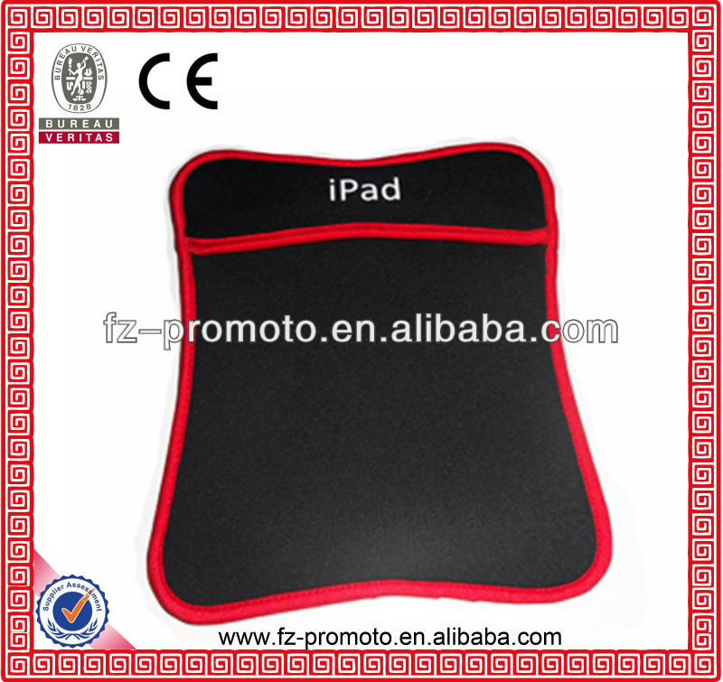2013 china shenzhen Neoprene bag for ipad mini