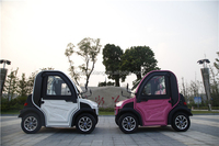 150km Range CE 2Seat/Person Electric Vehicle