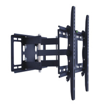 40-70 inch monitor arm articulated arm scalable TV bracket wall mount installation articulating arm tv wall mount