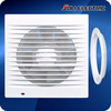 4,5,6 Inch ABS Plastic Smoke Exhaust Fan, Ventilation Fan With Circle