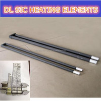 Factory Hot sale Silicon Carbide SIC U type heating element
