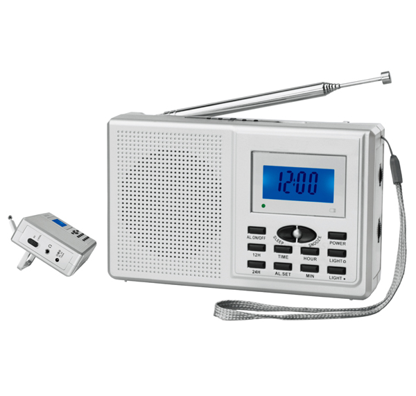 High quality digital 3 band radio digital tv band radio