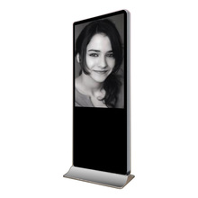 42 inch Indoor Stand LCD Touch screen all in one Computer Kiosk