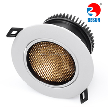Besun Dali Dimmable Adjustable 180 degree tiltable COB LED Downlight 7w