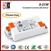 KEGU 12W 300mA constant current LED driver no flicker