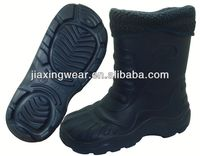New Injection firefighter rubber boots for outdoor and promotion,light and comforatable