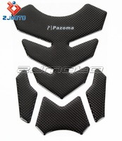 Fashion Style Motorcycle Real Carbon Fiber Tank Protector Pad w/3M Sticker Fits cbr gsxr r1 r6