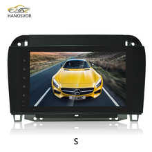 for mercedes benz car navigation and entertainment system gps navigator cassette player free rear view camera wifi 4g radio
