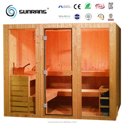 China Supplier Ce And Rohs Steam Room For Benches Steam Bath Sauna Room with Benches
