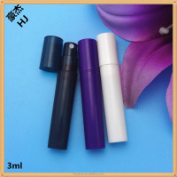 3ML plastic mini spray bottle