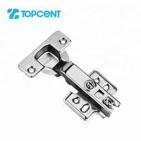 Topcent full overlay soft close cabinet hydraulic concealed cabinet hinge
