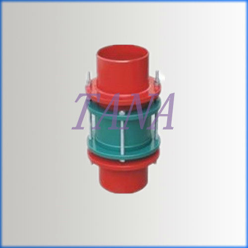 Gland type sleeve limited expansion joint