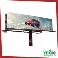 2015 China hot new sample signboard design billboard