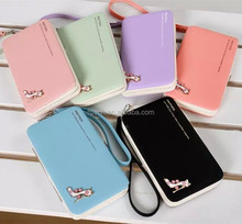 Wholesale Fashion Crown High heels Phone Wallet/Mobile Phone Case/Cell Phone Bag For Apple Phone & Samsung