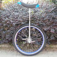 "unicycle bicycle 16"" 18"" 20"" 24"" (Chrome) CE approved"