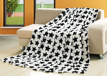 Double-Sided Plush Patterned Throw Fire Wholesale Fleece Emergency Blankets