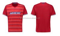 2016 custom design soccer sports jersey