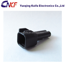 part 2 pin male clip CAR auto electronics waterproof fuel injector connector