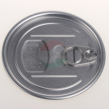 307# easy open aluminum cap for canned food packaging