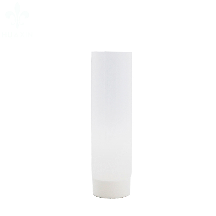 2018 Wholesale 200ml soft cosmetic body lotion plastic packaging <strong>tube</strong>