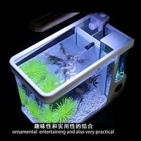 Buy China Wholesale Export Acrylic Aquarium Fish Tank in China on ...