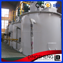 Africa soybean crude cooking oil refinery machine equipment